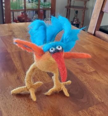 jani's bird